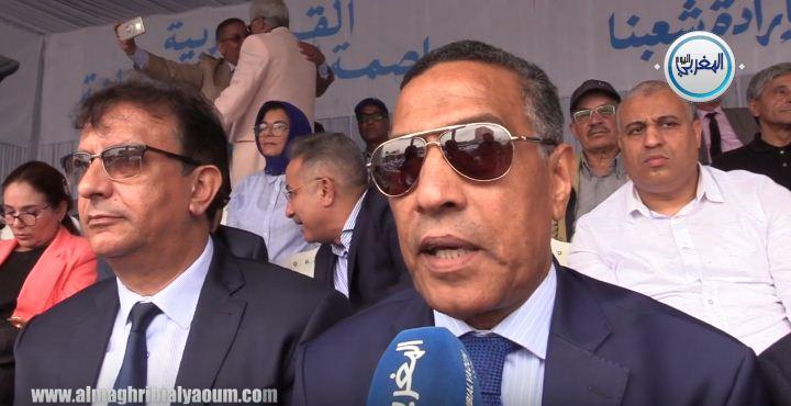 بالفيديو… موخاريق زعيم الاتحاد المغربي للشغل في أقوى تصريح بمناسبة فاتح ماي