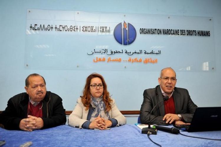 """قضية معتقلي الريف والوضع في تندوف تهيمن على أشغال """"برلمان"""" المنظمة المغربية لحقوق الإنسان"""