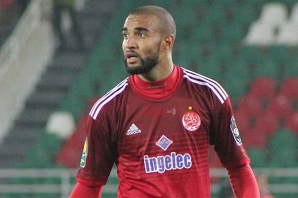 إسماعيل الحداد جاهز لمباراة الترجي التونسي