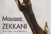 طانطان تحتفي بالمبدع التشكيلي موسى الزكاني  شاعر الخزف الفني في المغرب