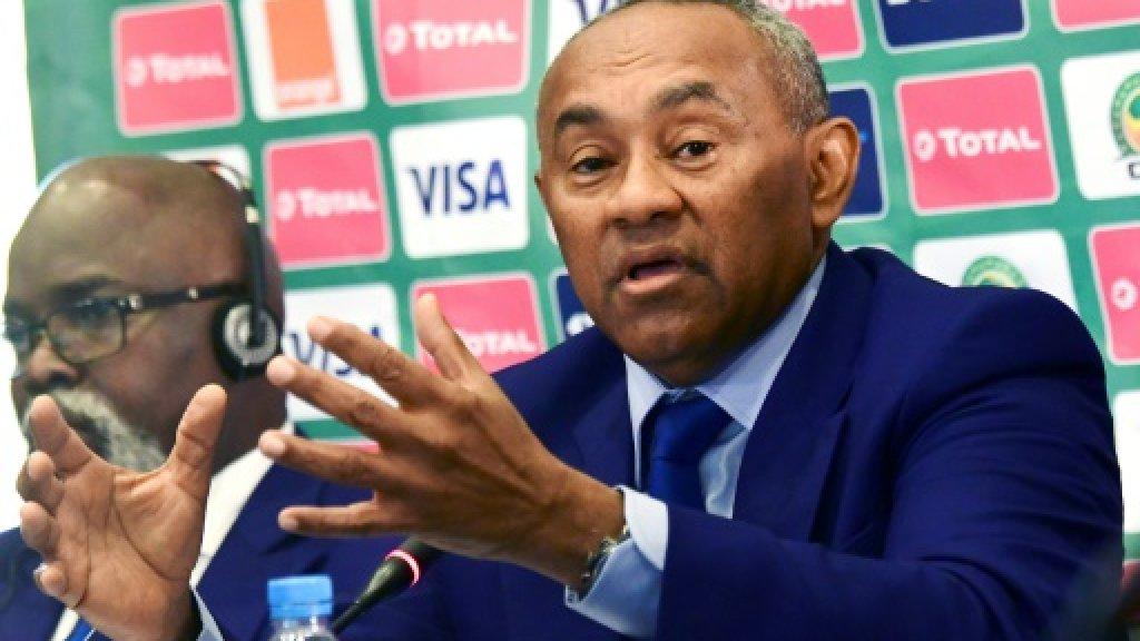 الفيفا يؤكد صحة استجواب رئيس الكاف أحمد أحمد من قبل السلطات الفرنسية