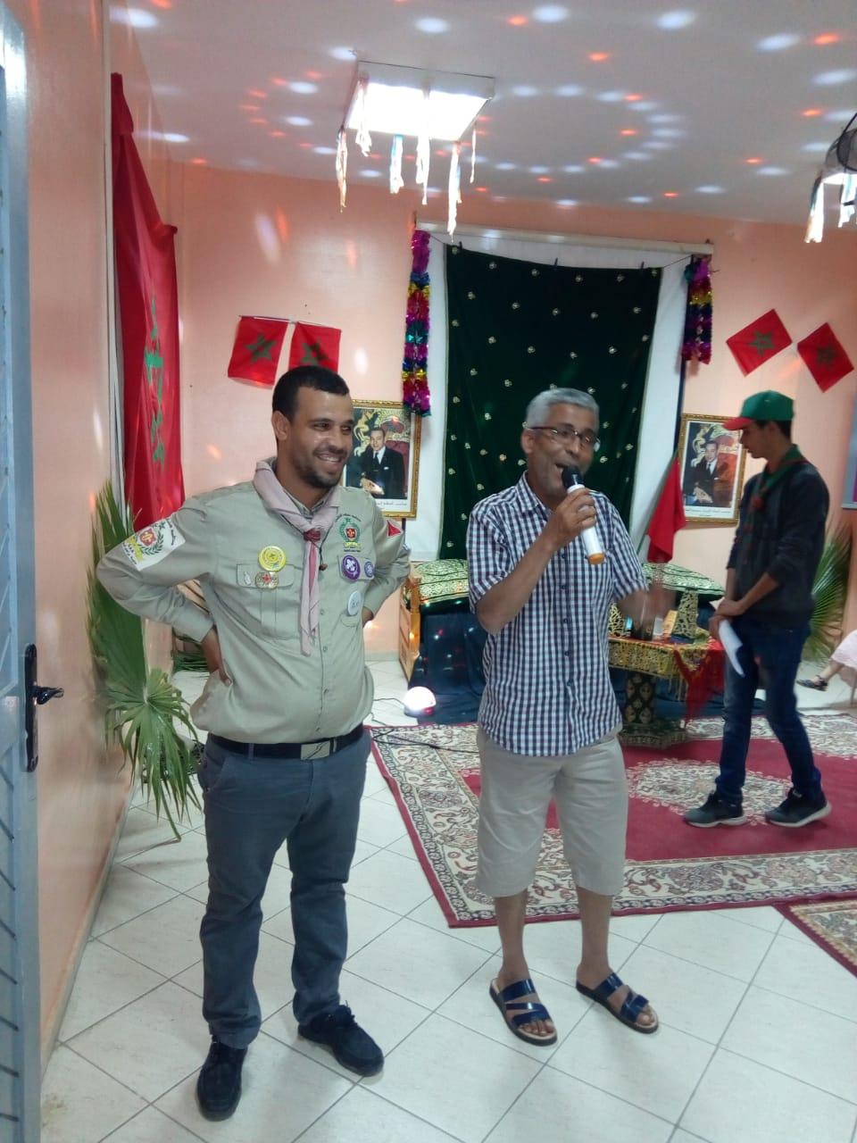جمعيات بمراكش تحتفل مع الأطفال بمناسبة عيد الفطر