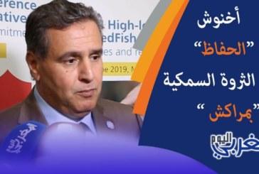 بالفيديو… أخنوش ودور المغرب للحفاظ على الثروة السمكية للمساهمة في الأمن الغذائي
