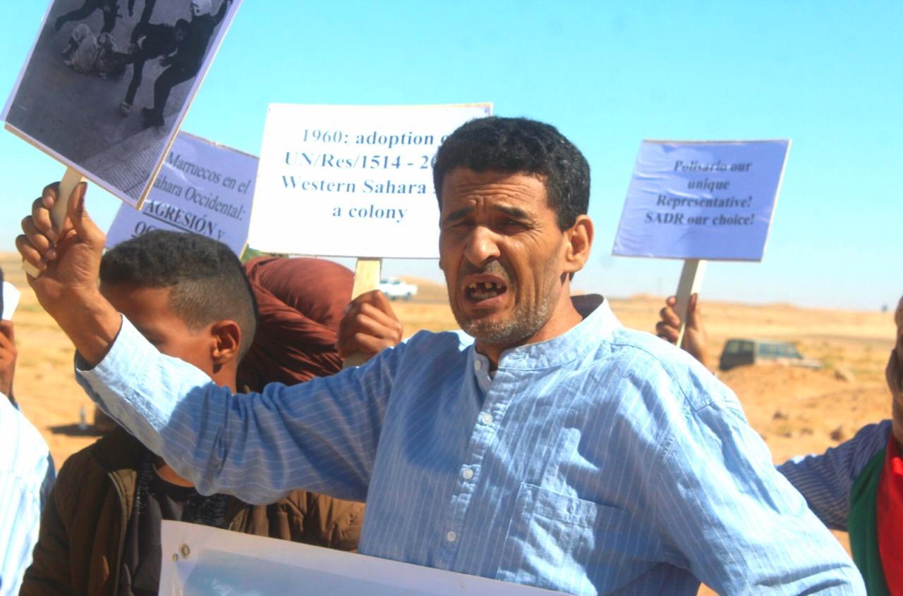 البوليساريو تختطف مدونا ومعارضا لسياستها وفورساتين تندد بالاختطاف وتطالب بالكشف عن مصيره