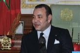 الملك يهنئ يونس مجاهد بعد انتخابه رئيسا للاتحاد الدولي للصحافيين