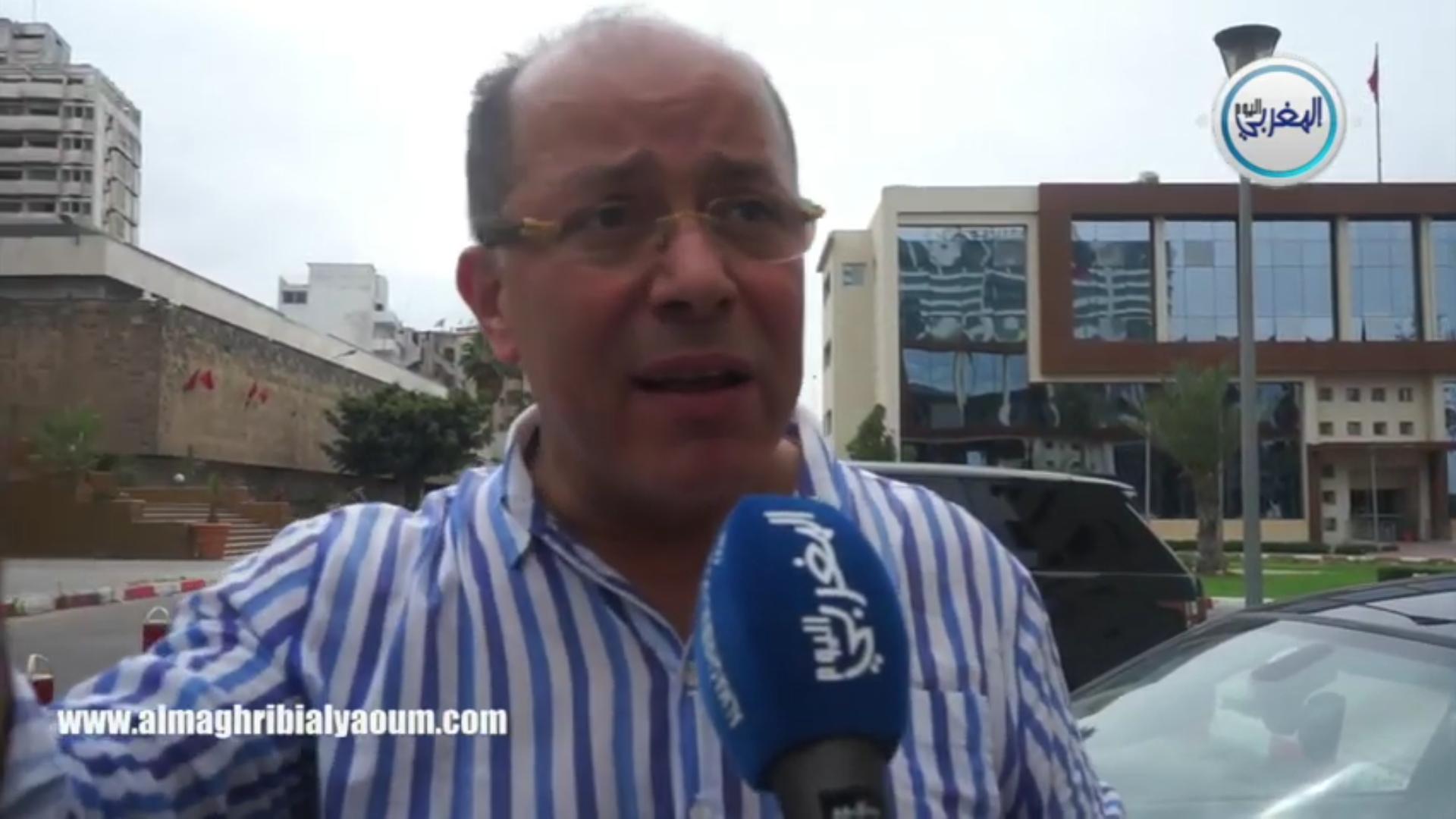 """بالفيديو… المحامي كروط: """"دفاع بوعشرين قالو لي غادي نديرو السياسة ماشي القانون"""""""