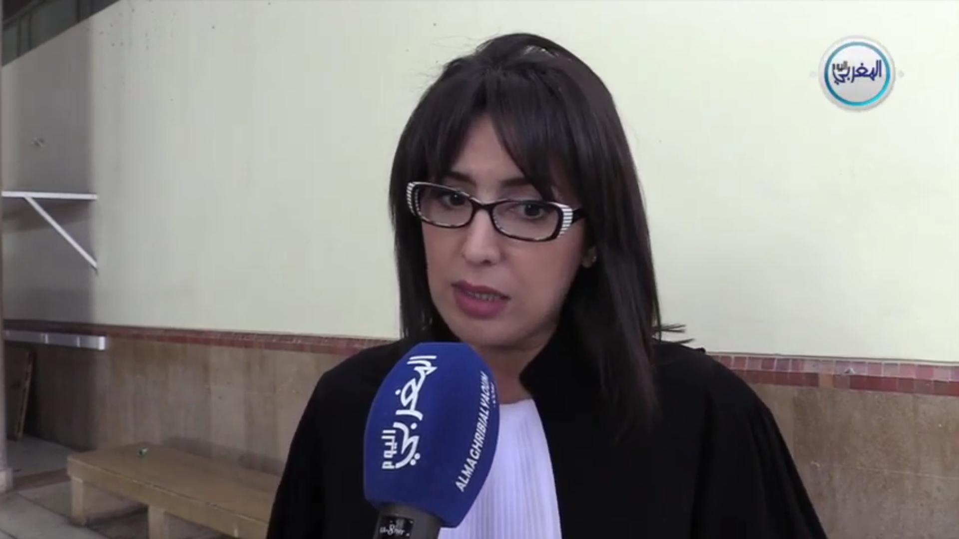 بالفيديو… المحامية مريم الإدريسي في تصريح غير مسبوق حول قضية بوعشرين