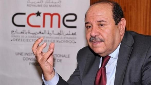 مجلس الجالية المغربية بالخارج يرد بقوة على مقال El Mundo ويبرأ  ذمة أمينه العام