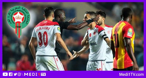 إعادة مباراة الوداد والترجي… هذا الموقف الرسمي للجامعة الملكية المغربية لكرة القدم