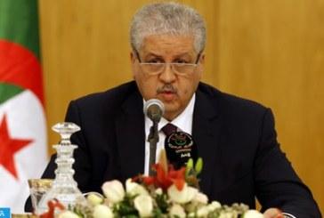 إيداع الوزير الأول الجزائري الأسبق عبد المالك سلال السجن