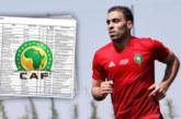 """""""الكاف"""" يعلن رسميا تواجد حمد الله في كأس إفريقيا بمصر"""