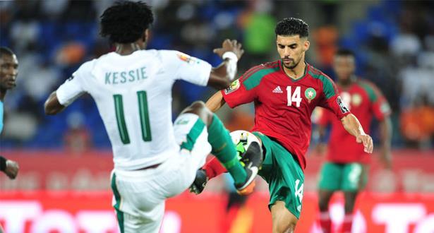 """""""الكاف"""" يعين حكم مباراة المغرب وساحل العاج في """"كان2019"""""""