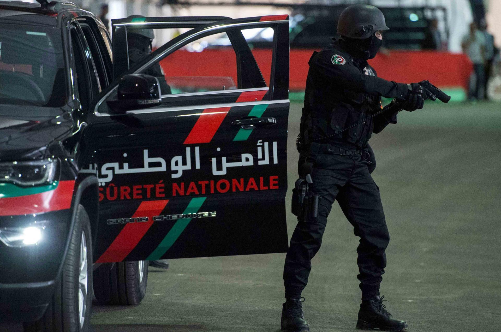 الأمن المغربي دائما في الموعد… وعي باللحظة وقرب من نبض الشارع