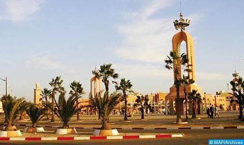 أحداث تخريبية بمدينة العيون موازاة مع الاحتفالات بفوز الجزائر بكأس إفريقيا لكرة القدم