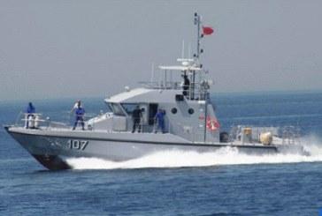 البحرية الملكية تقدم المساعدة لـ 161 مرشحا للهجرة غير الشرعية