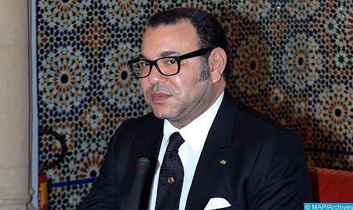 الملك يعزي رئيس مجلس نواب الشعب التونسي إثر وفاة رئيس الجمهورية التونسية الباجي قايد السبسي