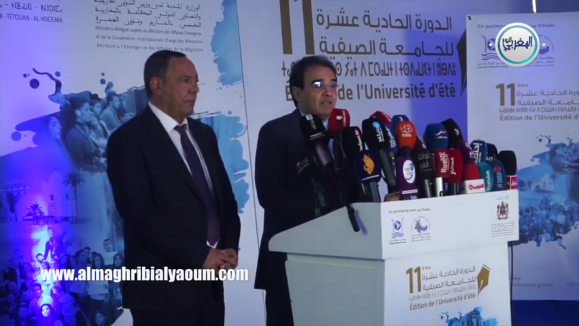 بالفيديو… بنعتيق يتحدث من قلب تطوان عن أكبر الأوراش التي أطلقها الملك محمد السادس خلال العشرين سنة من الحكم