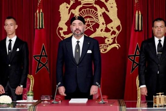 """الملك: """"لن يتم تحقيق التحديات إلا بتحقيق مستويات عليا من النمو وخلق المزيد من الثروات وتحقيق العدالة في توزيع ثمارها"""""""