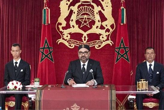 """في الذكرى 66 لثورة الملك والشعب: """"الملك يوجه خطابا برسائل قوية ومتعددة + (الخطاب كاملا)"""