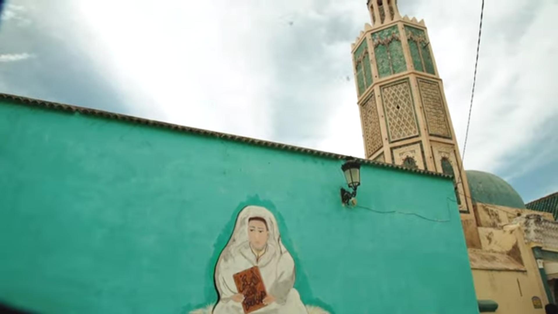وثائقي عن عبقرية الاعتدال يخلق الحدث بمناسبة عيد العرش + فيديو