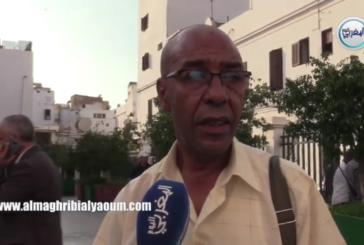 تعزية في وفاة شقيق الزميل عمر زغاري