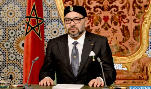 الملك يخاطب غدا الثلاثاء المغاربة بمناسبة ثورة الملك والشعب