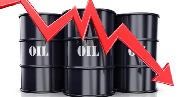 انخفاض أسعار النفط جراء المخاوف المرتبطة بالنمو العالمي