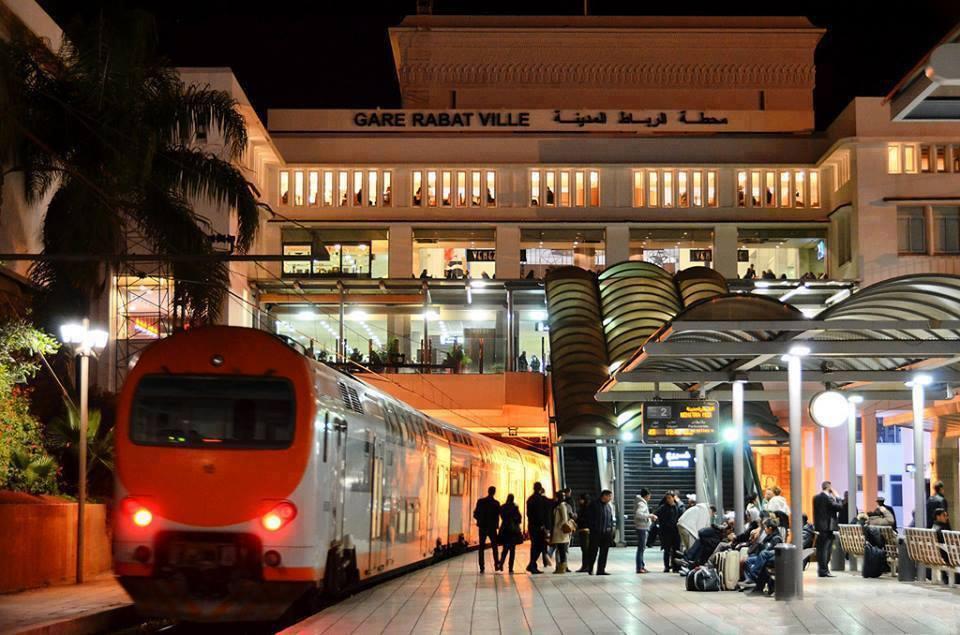 Oncf يكشف حصيلة القتلى داخل محطة القطار الجديدة بالرباط