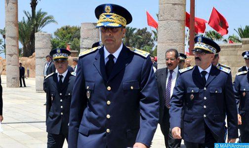إسبانيا… توشيح عبد اللطيف الحموشي بوسام الصليب الأكبر للاستحقاق للحرس المدني
