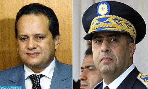 وفد أمني مغربي بقيادة الحموشي والمنصوري يجري مباحثات بروما مع مسؤولين إيطاليين ساميين