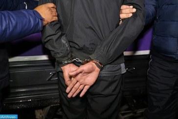 الناظور… توقيف شخص للاشتباه في تورطه في محاولة القتل العمد وتكوين عصابة إجرامية