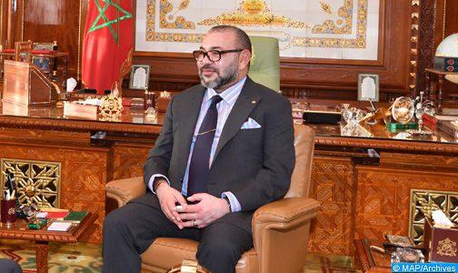 الملك محمد السادس يستفسر رئيس الحكومة العثماني حول تنفيذ التوجيهات الواردة في خطاب العرش الأخير