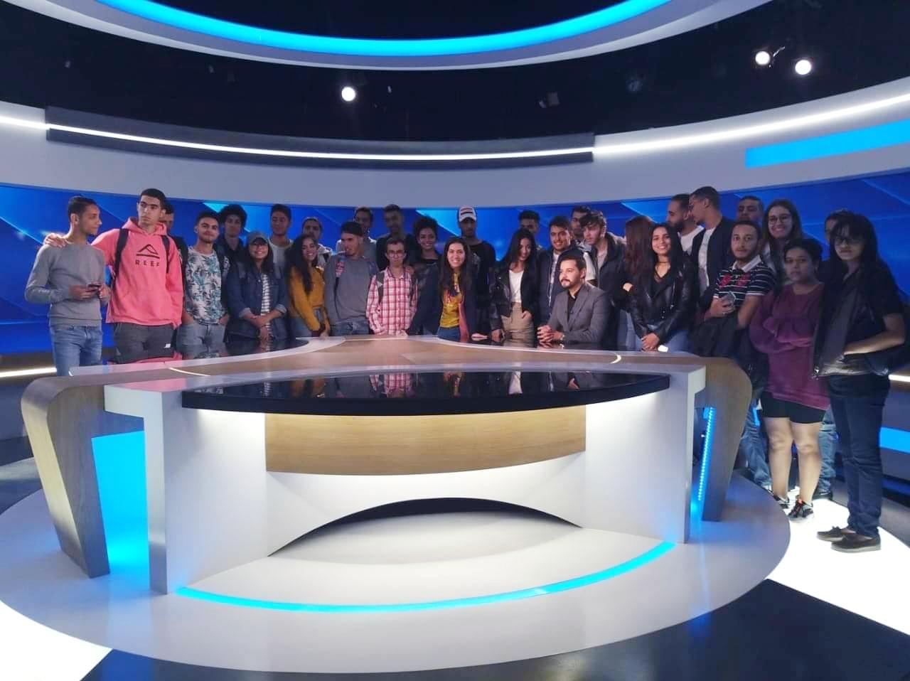 SNRT تدشن الأيام التكوينية لفائدة طلبة معاهد الصحافة والإعلام والسمعي والبصري