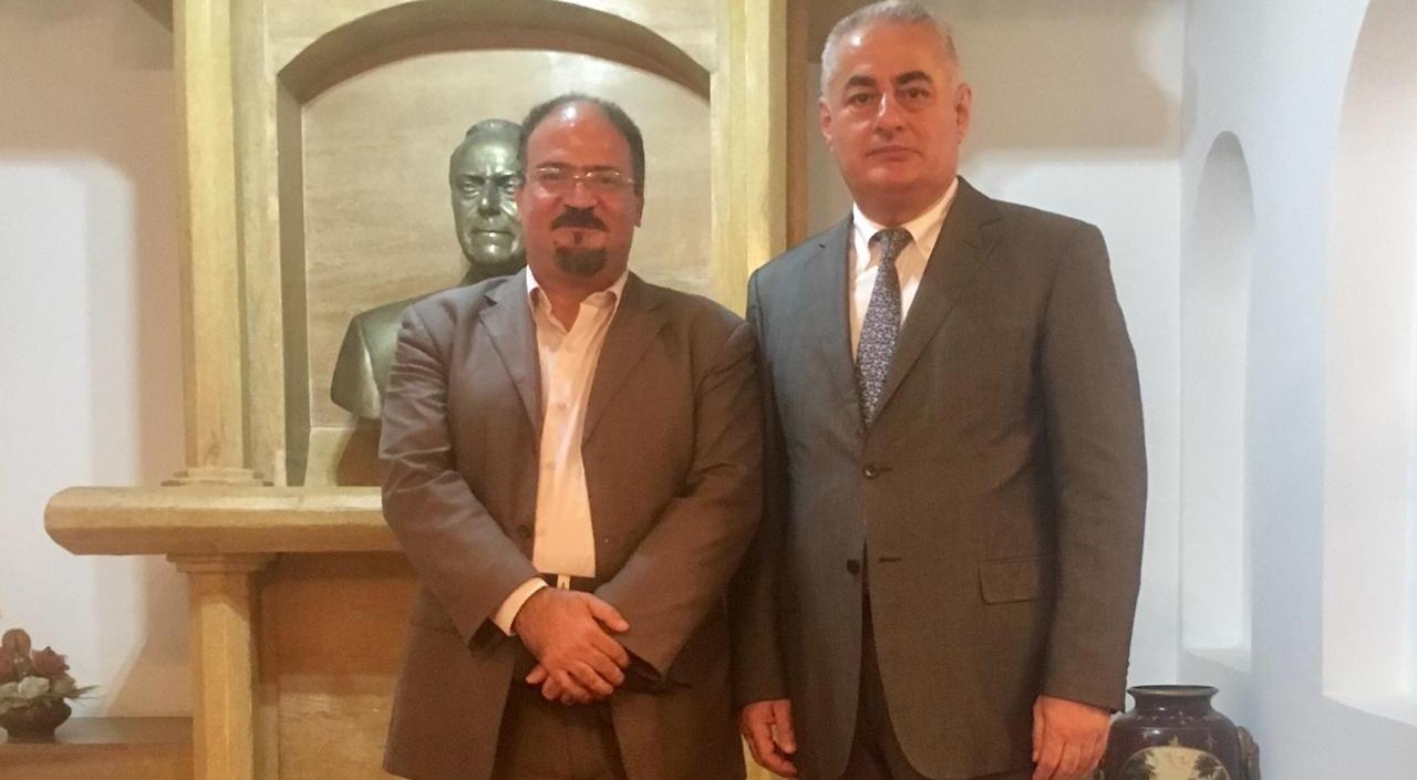السفارة الأذرجانية بالرباط تحيي ذكرى استقلال بلدها