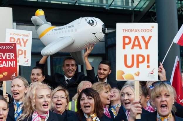 بريطانيا تخصص رحلات طيران لإعادة 4500 من عملاء توماس  كوك من دول بينها المغرب
