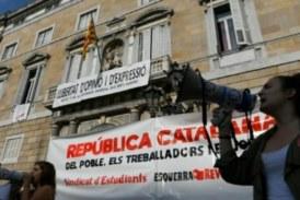 الحكم على انفصاليين كاتالونيين بالسجن