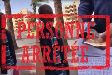 الشرطة تعتقل الشخص الذي نشر فيديو يسيء فيه لرجل في سن والده بمراكش
