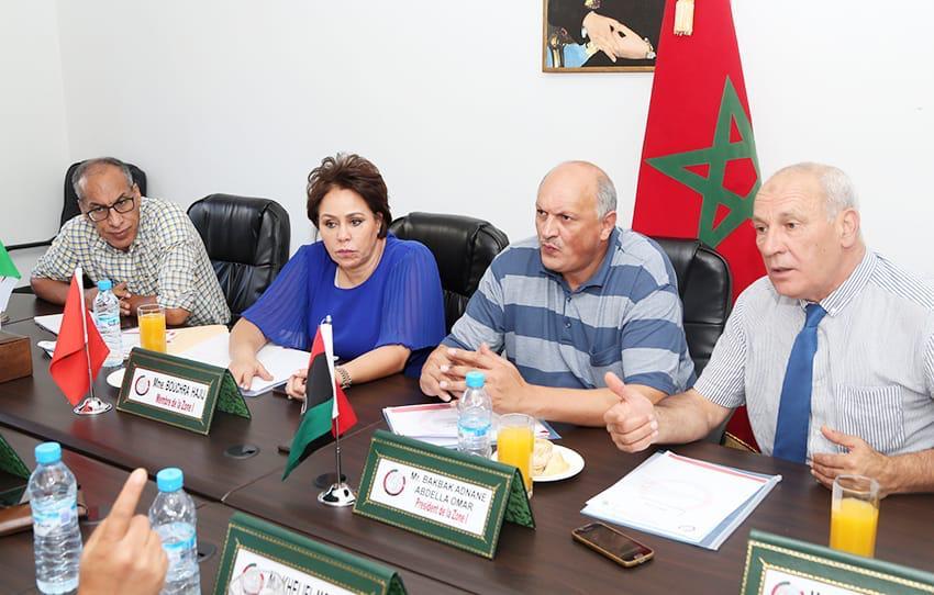 بشرى حجيج… تعيد الكرة الطائرة للسكة الصحيحة ببرنامج استراتيجي 2020 – 2024