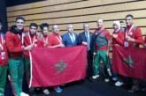 المغرب يفوز بالبطولة العربية للمواي طاي بأبوظبي