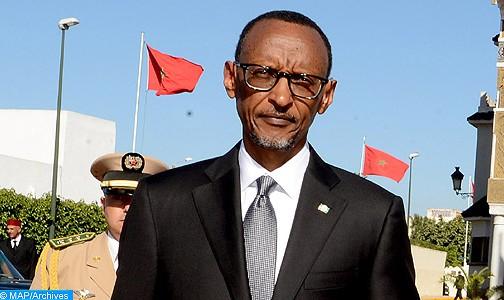 الرئيس الرواندي بول كاغامي بالمغرب للمشاركة بمؤتمر دولي