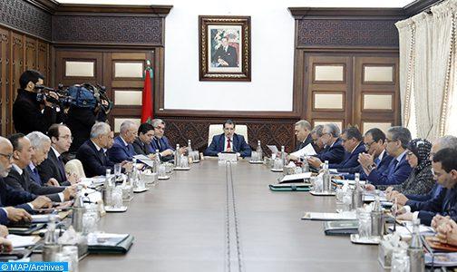 انعقاد مجلس الحكومة يوم غد الثلاثاء قبل أيام على التعديل الحكومي
