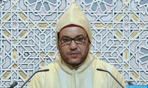 الملك محمد السادس يبعث رسائل وإشارات قوية للبرلمانيين في افتتاح البرلمان