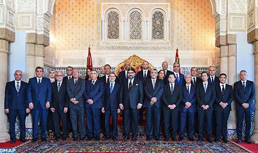 الملك يعين أعضاء حكومة العثماني المعدلة + اللائحة الكاملة