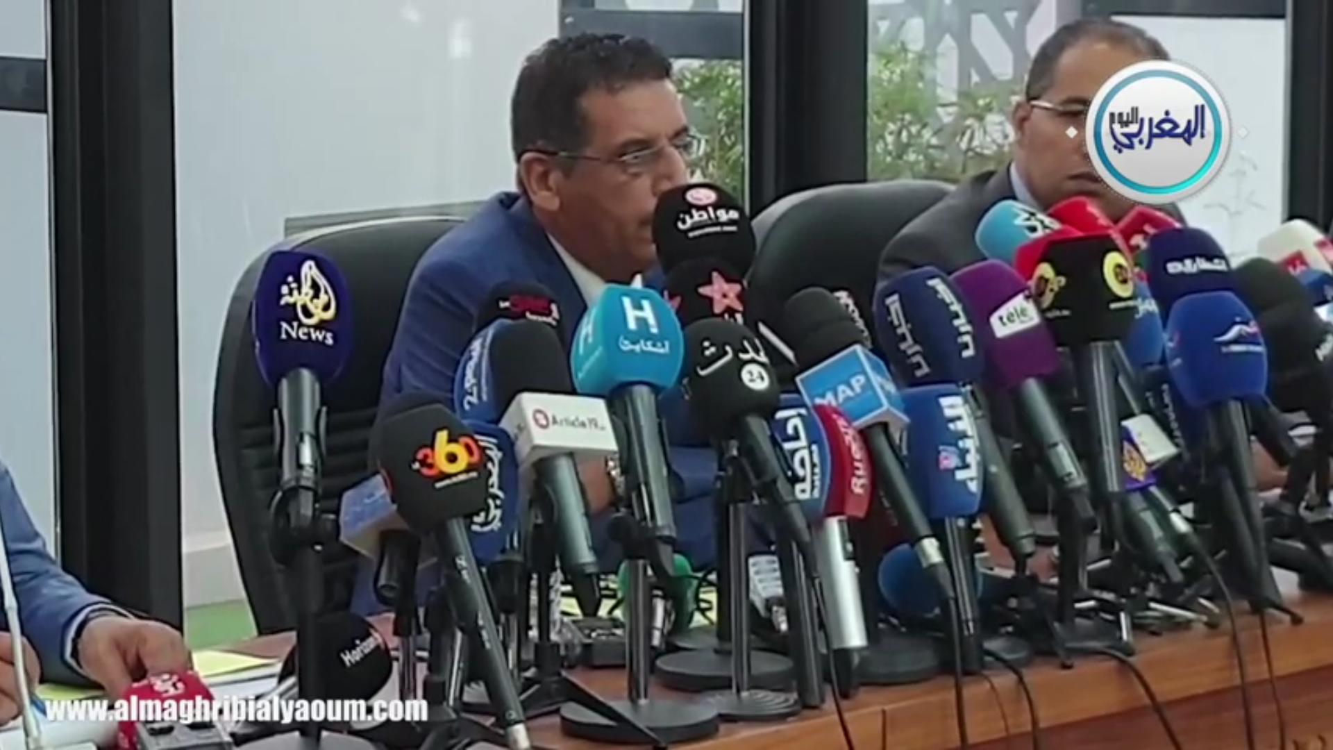 """بالفيديو… الخيام: """"أعضاء الخلية الإرهابية المفككة كانوا يخططون لتحويل المغرب لحمام دم وجعله ولاية تابعة ل""""داعش"""""""