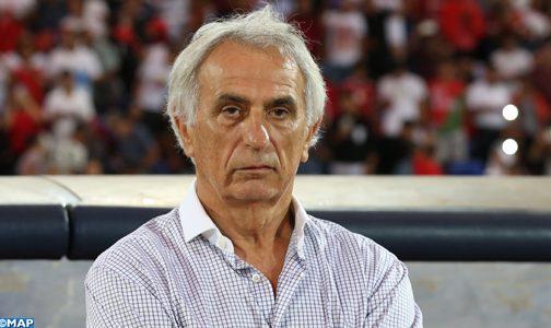 هاليلهودزيتش يستدعي 26 لاعبا لخوض وديتي ليبيا والغابون