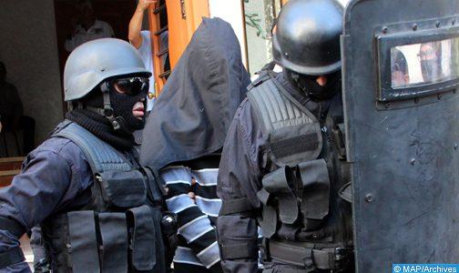 مصدر أمني ينفي كون الخلية الإرهابية المفككة اليوم كانت تعتزم استهداف مدارس أجنبية محددة