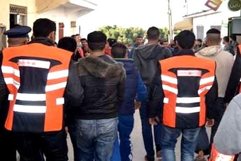 مارتيل… توقيف أشخاص حرضوا عبر الانترنت على تعنيف جمهور اتحاد طنجة