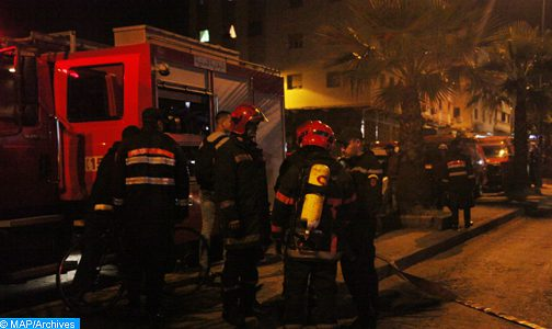 """حصيلة حريق """"مدينة بيس"""": النيران التهمت 12حافلة والحادث مازالت أسبابه مجهولة"""