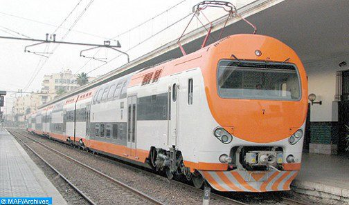 Oncf توقف حركة القطارات ابتداء من يوم الاثنين + التفاصيل