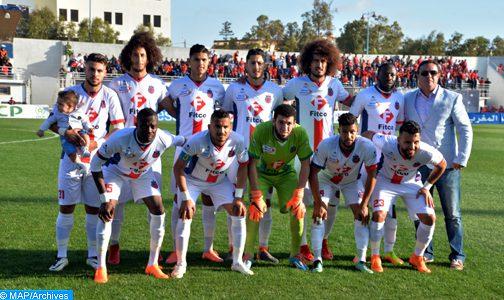 بطولة كأس محمد السادس للأندية العربية الأبطال… أولمبيك آسفي إلى الدور 16